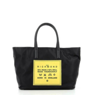 Borsa JOHN RICHMOND J06001 B06 BLACK YELLOW