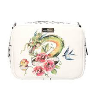 Borsa JOHN RICHMOND J10002 J04 WHITE DRAGON