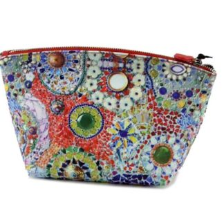 PASH BAG POCHETTE MOD GRANDE TROUSSE ART 5137 DIAMOND FEELS