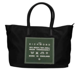 Borsa JOHN RICHMOND J06001 B03 BLACK GREEN