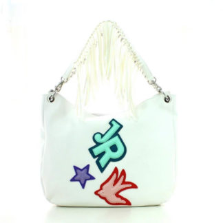 Borsa JOHN RICHMOND J13002 011 OFF WHITE