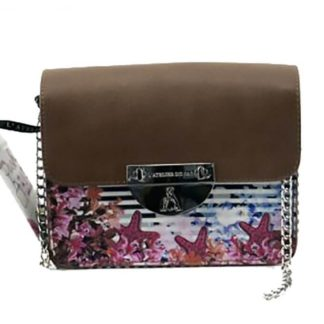 PASH BAG BORSA + PASHMINA MOD LILLE ART 4944 SEA STAR