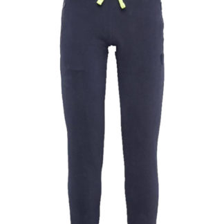 Blauer pantalone felpa 16WBLUF07196-4311