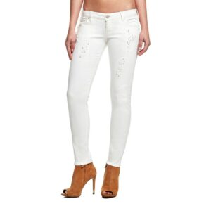 GUESS JEANS SKINNY ULTRA W61043 D21Y0
