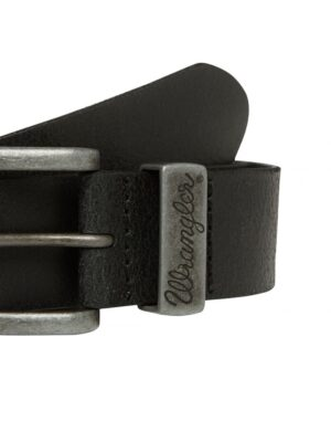CINTURA WRANGLER METAL LOOP BLACK W0080US01