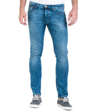 JEANS WRANGLER SPENCER W16A99029 FAR GREEN