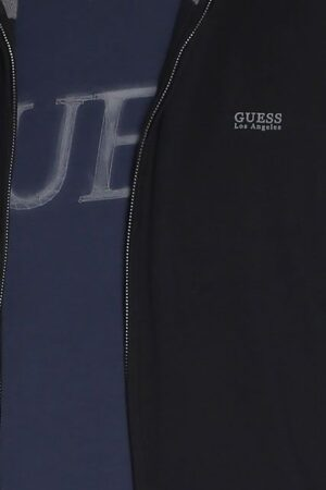 GUESS PULL ZIP M62R02