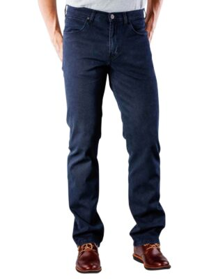 WRANGLER ARIZONA pantalone NAVY WASHED W12ODX49I
