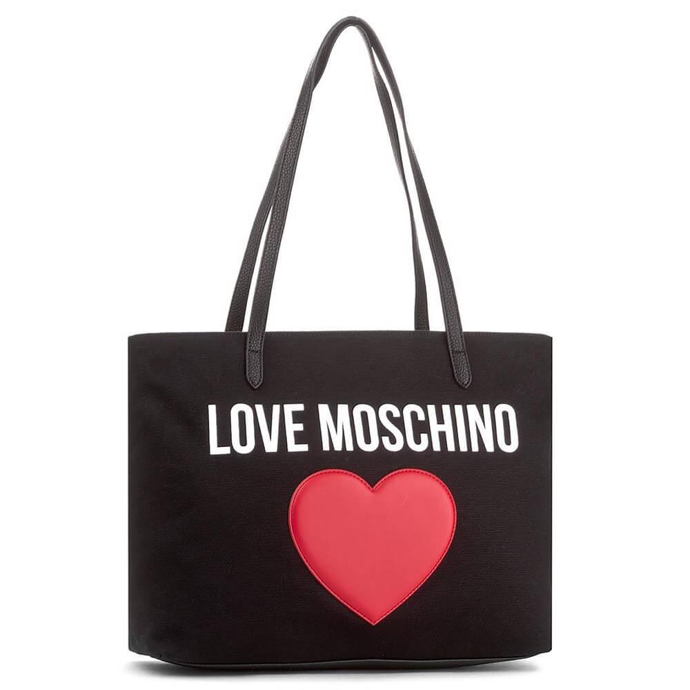love moschino borse  Love Moschino JC4136PP15L3000A borsa donna canvas | Mediterraneo