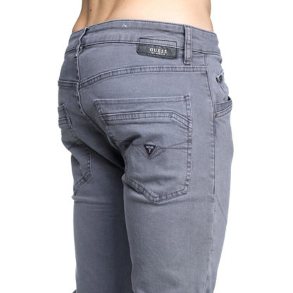 GUESS JEANS UOMO MIAMI POCK SUPERSKINNY M74A12 D2UF0