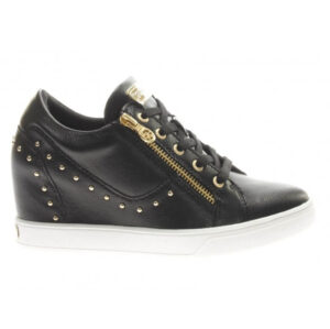 GUESS SNEAKERS FLNNA1 LEA12 BLACK