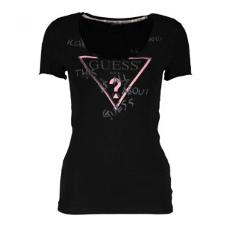 GUESS T SHIRT DONNA W82I09 K6YW0 A996