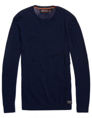SUPERDRY PULL FILO M61000GQ 24S NAVY