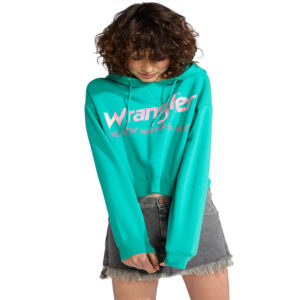 WRANGLER FELPA SPECTRA GREEN W6068IGWB