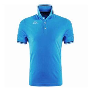 POLO KAPPA UOMO PIQUET MARE SPORT TENNIS CALCIO T-shirt MALTAX 302MX50 5 MSS COL C40 AzzurroIT-BluM-White