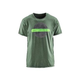 BOMBOOGIE T-shirt Uomo Moon TM4906 TJSEP 35F SALVIA FADE