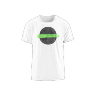 BOMBOOGIE T-shirt Uomo Moon TM4906 TJSEP 00 OPTIC WHITE