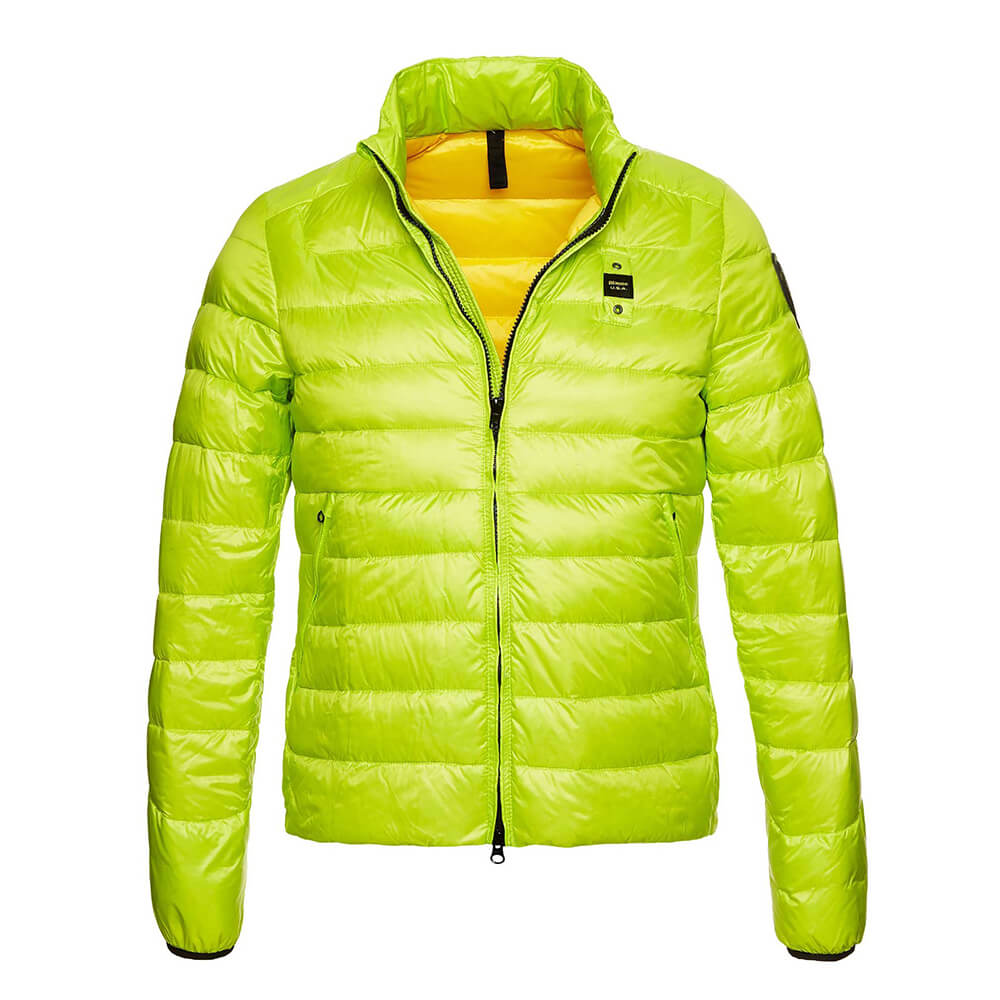 newest 09e31 f873c Details about BLAUER MAN DOWN JACKET ULTRA LIGHT PADDED FEATHER JASON  18SBLUC03191 4288 600