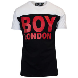 BOY LONDON T SHIRT BL1366 BIANCO