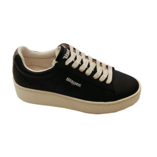 Blauer USA Sneakers donna 8SMELLS02 LEA BLACK