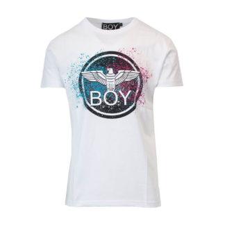 BOY LONDON T SHIRT BL1375 BIANCO