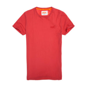 SUPERDRY T SHIRT M100040Q WRD Washed Red