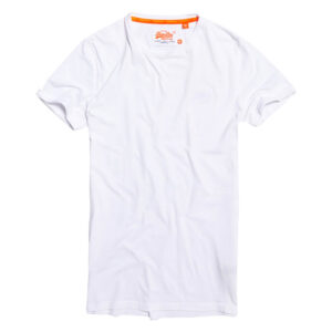 SUPERDRY T SHIRT M100040Q 01C OPTIC