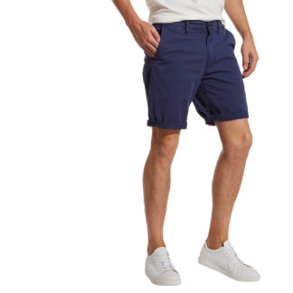 WRANGLER CHINO SHORT W14AMM13Q PATRIOT BLU