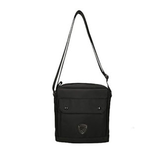 BLAUER BODYBAG SLASH BLBO00308N NERO