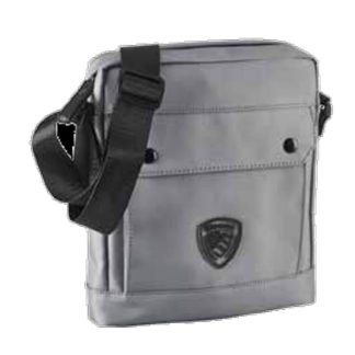 BLAUER BODYBAG SLASH BLBO00308N GRIGIO