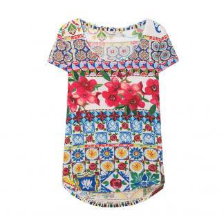 DESIGUAL TS MONIQUE 18SWTK31 3000