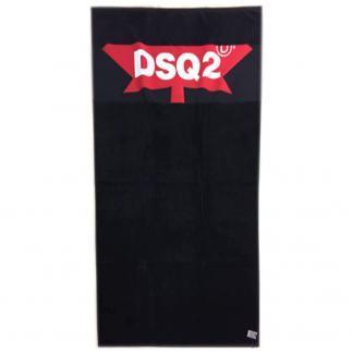 DSQUARED2 TELO MARE D7P001930 200 NERO