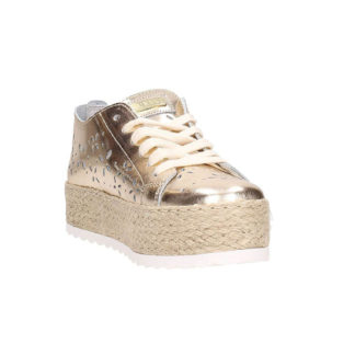 GUESS SNEAKERS FLRLY2 LEA12 PLATI