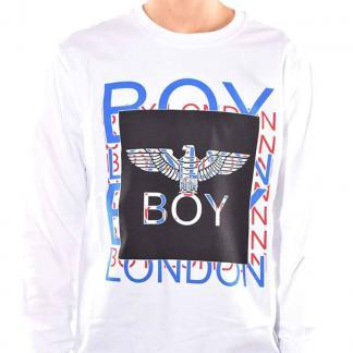 BOY LONDON FELPINA BL1368 BIANCO