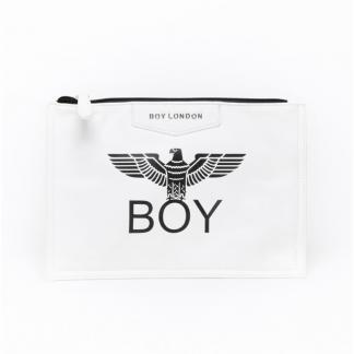 BOY LONDON POCHETTE BLA85 BIANCO