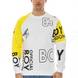 BOY LONDON FELPINA BL1401 BIANCO