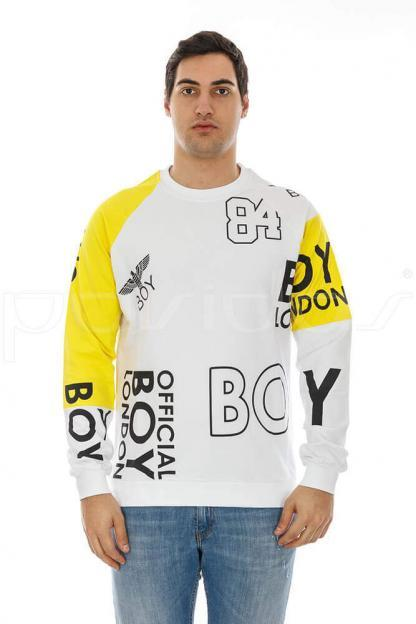 BOY LONDON FELPINA BL1401 BIANCO