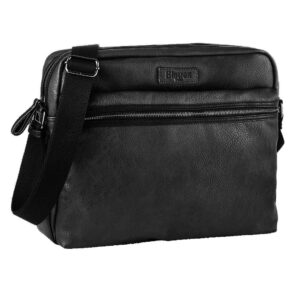 BLAUER BODYBAG CARRY BLBO00411T BLACK