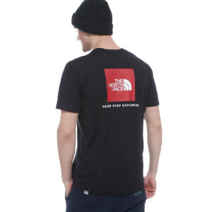 THE NORTH FACE T SHIRT T92TX2JK3 BLACK