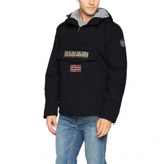 NAPAPIJRI RAINFOREST UOMO WINTER 1 N0YGNJ041 BLACK