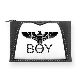 BOY LONDON POCHETTE ECOPELLE STAMPA BORCHIE BLA223