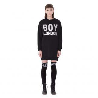 BOY LONDON ABITO FELPA BLD1686 NERO