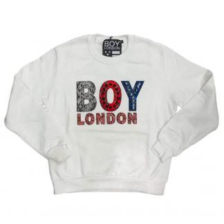 BOY LONDON FELPA BLD1689 WHITE