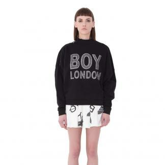BOY LONDON FELPA DONNA BLD1723 NERO