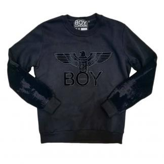 BOY LONDON FELPA BLU5130 NERO
