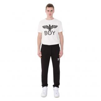 BOY LONDON PANTALONE FELPA BLU5082 NERO