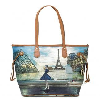 YNOT SHOPPING BAG MED K319 DANCE PARIS