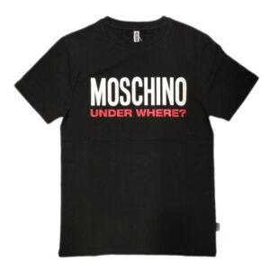 MOSCHINO UOMO T SHIRT A1917 8133 555