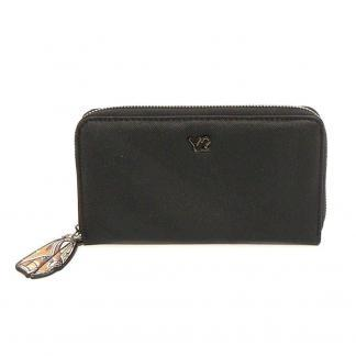 YNOT WALLET ZIP FO361 BLACK