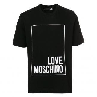 LOVE MOSCHINO T SHIRT UOMO M4732 2P M3876 C74